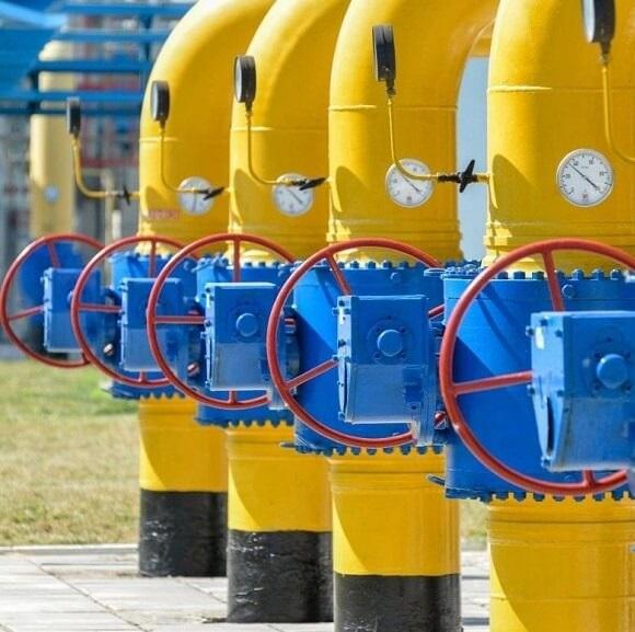 Постачання природного газу ( з 2021 року )